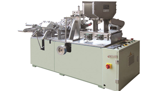 BJQ407T Three sides stamping machine