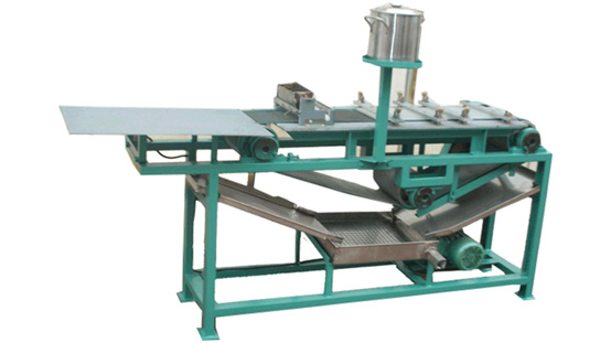 BJQ202 Paper pencil rolling machine