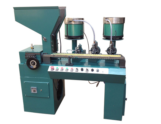 BJQ411S Screw type eraser tipping machine