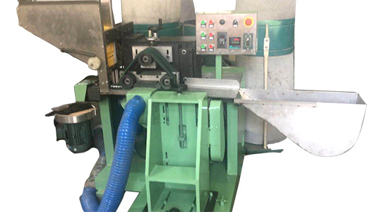 BJQ409 Sharpening and end cutting machine